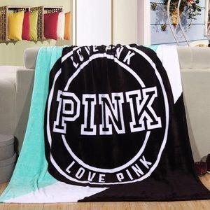 Other - Pink Victoria Secret Blanket